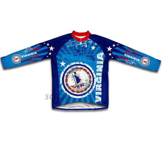 Virginia Winter Thermal Cycling Jersey