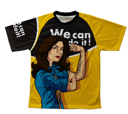 We Can Do It Technical T-Shirt for Men and Women