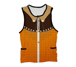 Western Cowboy Triathlon Top