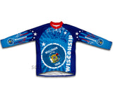 Wisconsin Winter Thermal Cycling Jersey