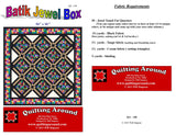 Batik Jewel Box Pattern
