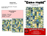Cake Fight Pattern