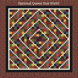 Optional Queen size 95x95