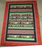 "A Package of Vegetable Seeds 56""x 75"""