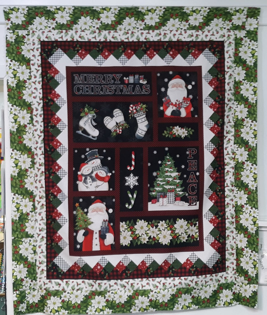 Farmhouse Christmas Panel Kit 45x55