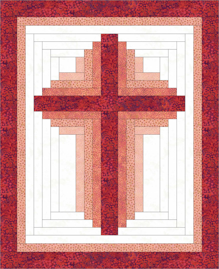 quilting instructions cross hatching