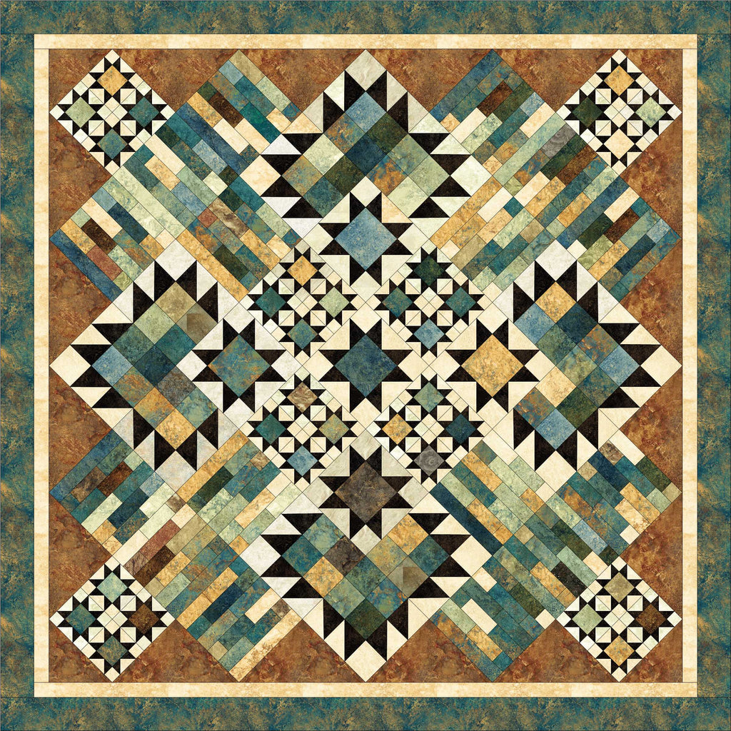 ***Stunning Stripes Block of the Month***