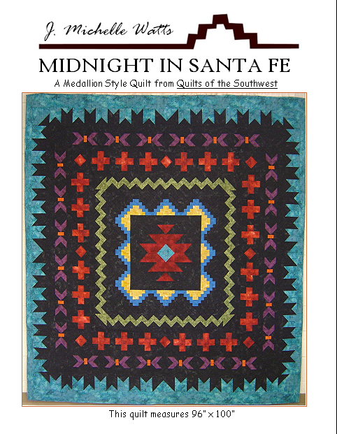Midnight in Santa Fe - 1 LEFT!