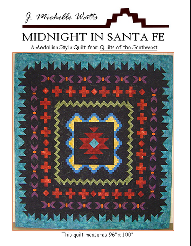Midnight in Santa Fe