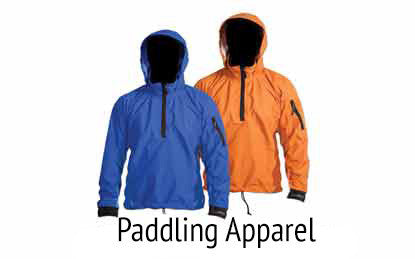 Paddling Apparel for Sale