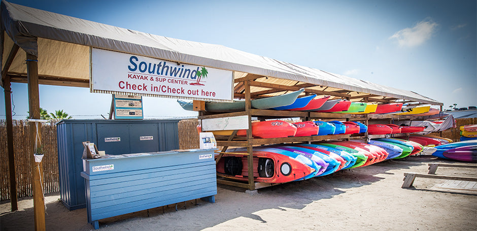 Southwind Kayak Center Newport