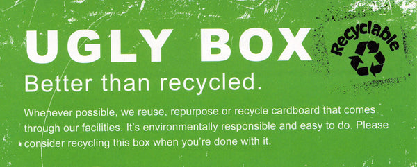 Southwind Recycled Box Sticker