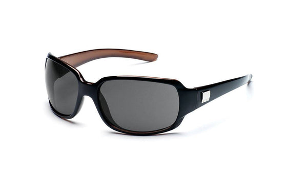 Eyewear - Suncloud Cookie Womens Polarized Sunglasses - Blackpaint