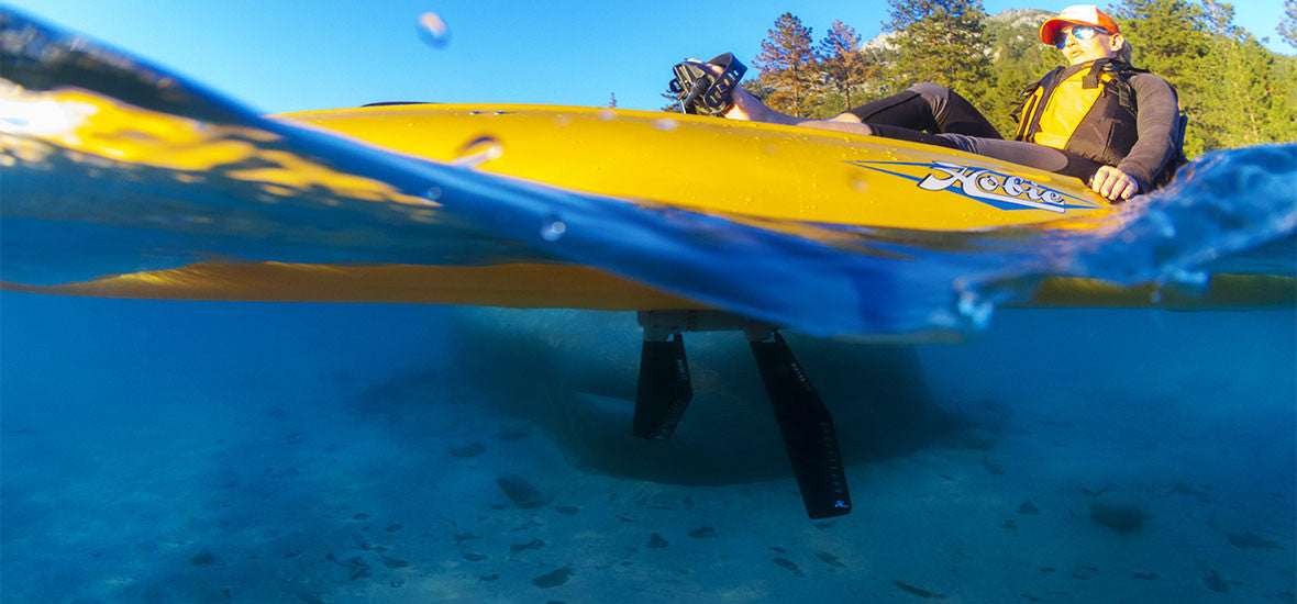 Hobie Mirage Kayaks on Sale
