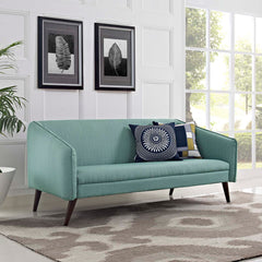 Slide Upholstered Fabric Sofa - Laguna