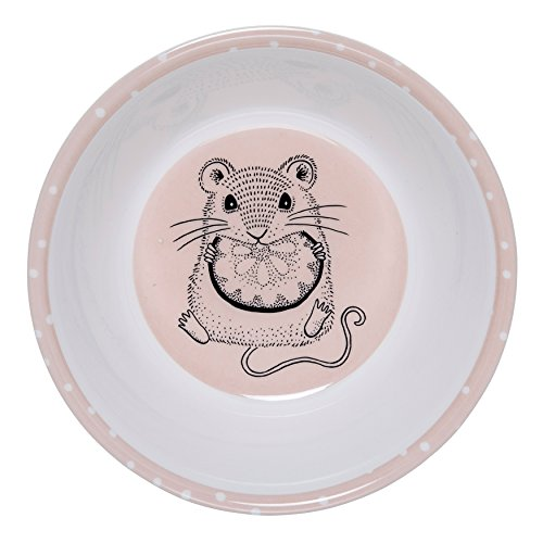 Bloomingville A47305113 Bowl with Mouse Multicolored