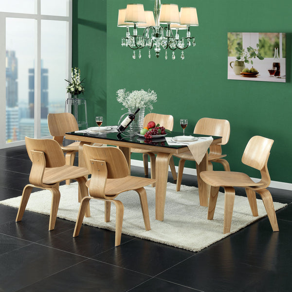 Fathom Dining Chairs Set of 6 - Natural