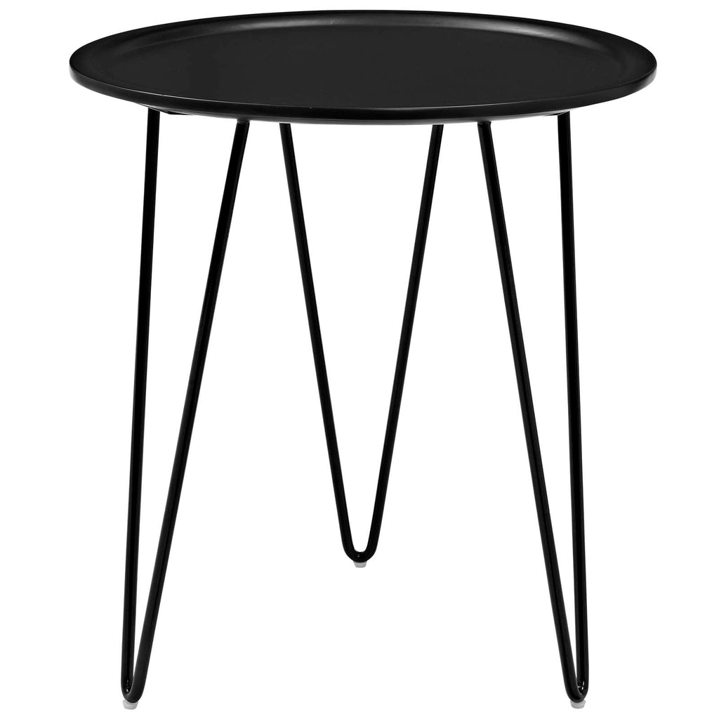 Digress Side Table - Black
