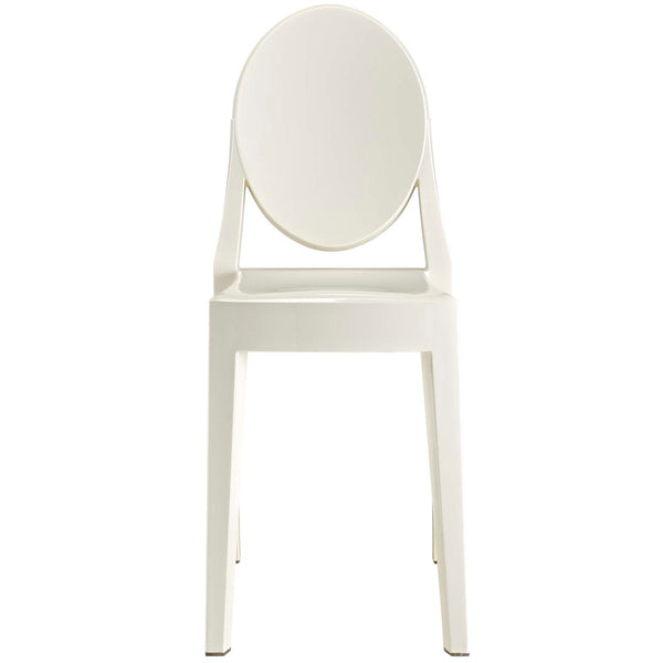 Casper Dining Chairs Set of 2 - White