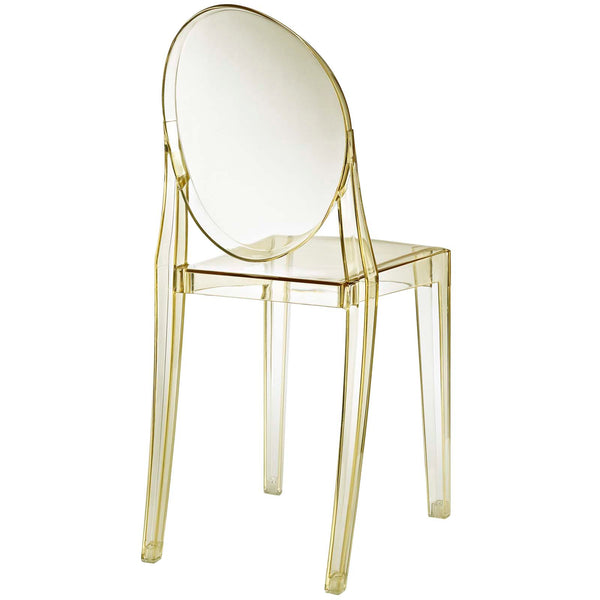 Casper Dining Chairs Set of 2 - Yellow