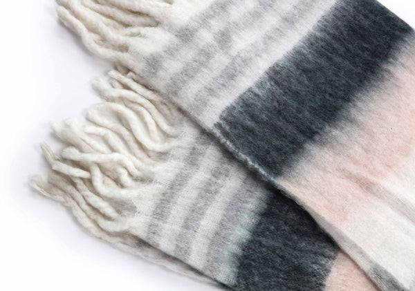 Afrino Wool Throw