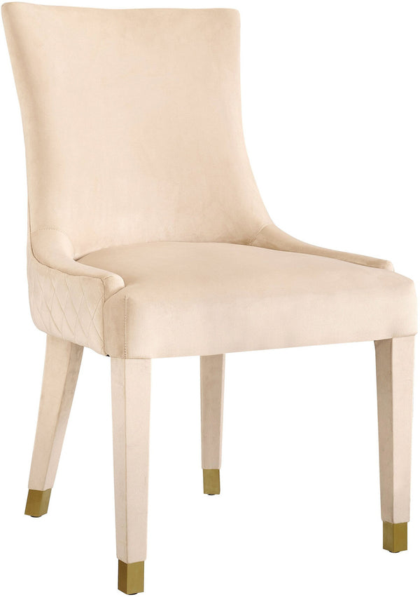 Diamond Cream Dining Chair (Set of 2)