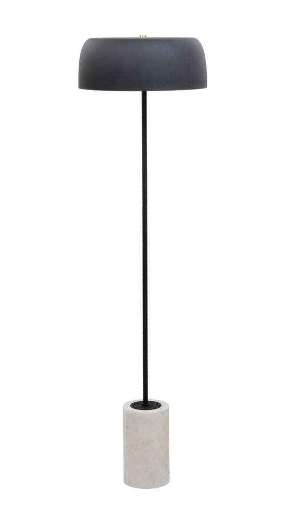 Arena Marble Base Floor Lamp