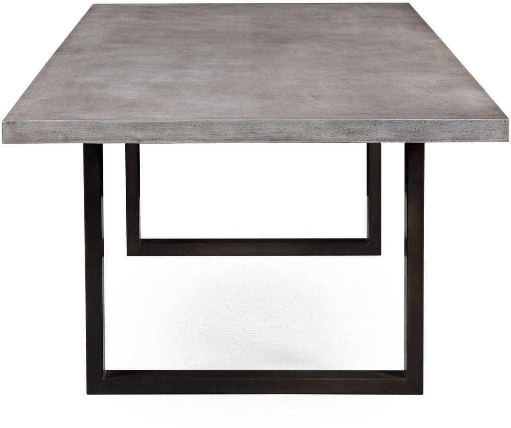 Edna Concrete Dining Table