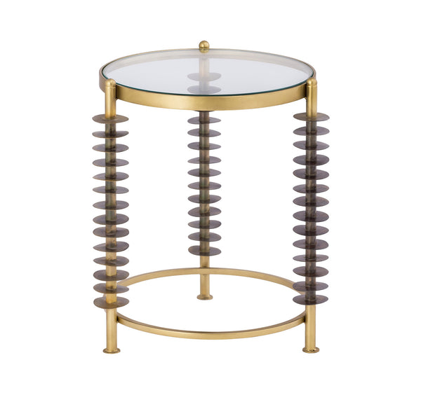 Tres Side Table