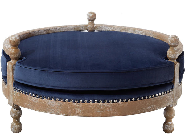 Hound Navy Pet Bed