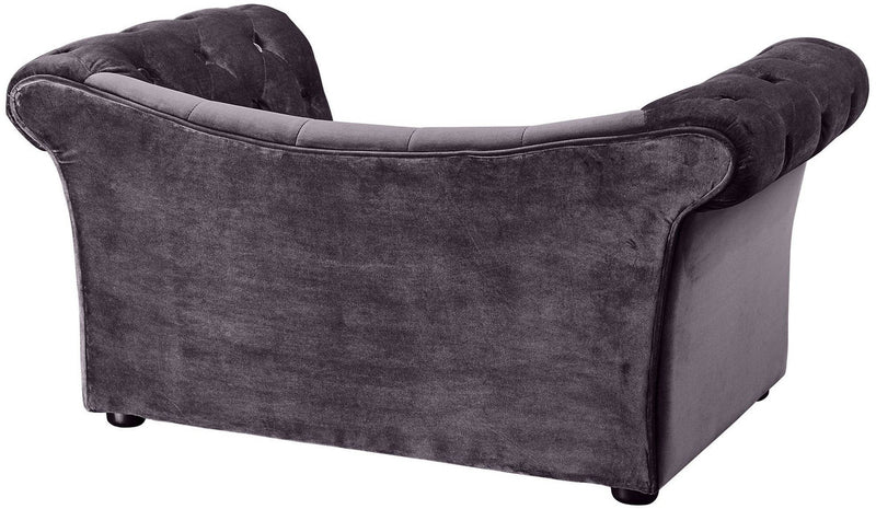 Dachshund Grey Pet Bed