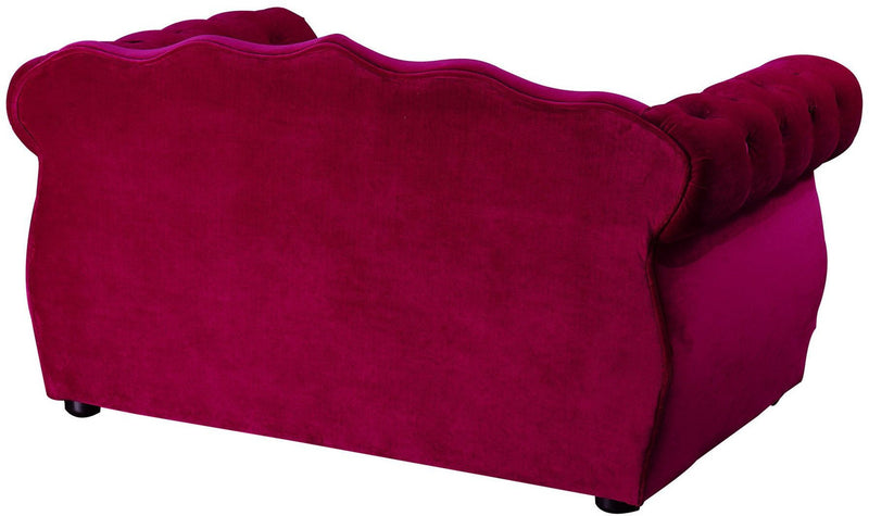 Yorkshire Pink Pet Bed