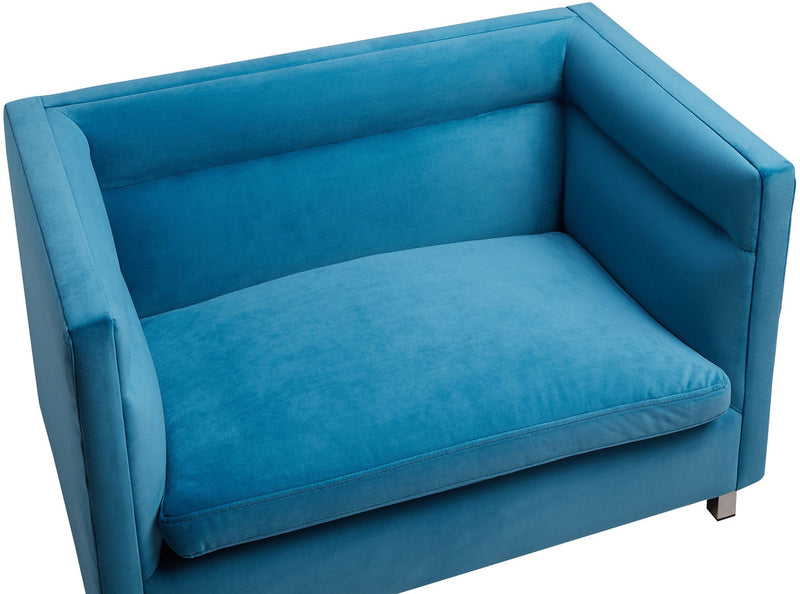 Beagle Blue Pet Bed