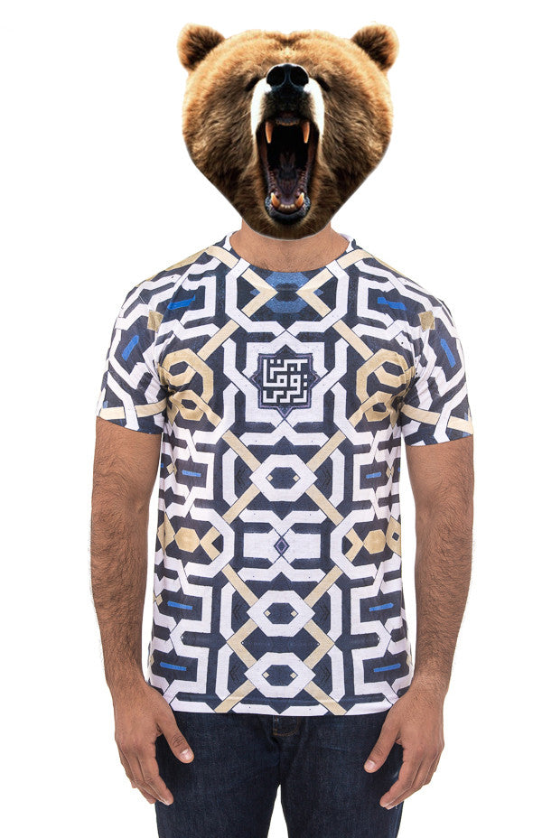 Arabian Geometric T-Shirt