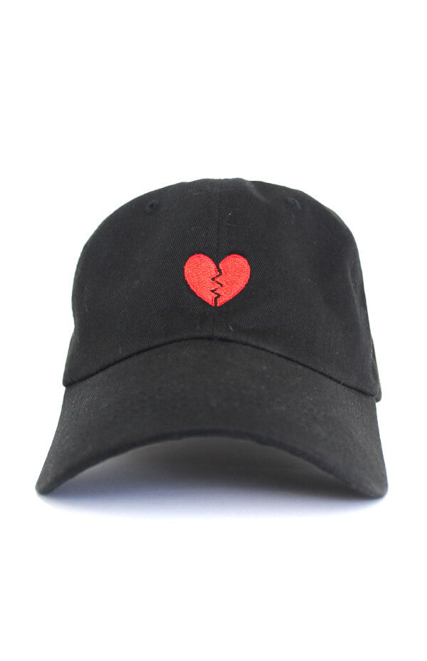 Heartbreaker Hat - Black