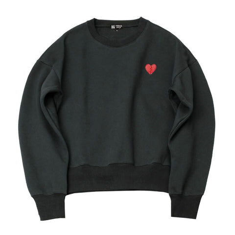 Heartbreaker Crewneck - Black
