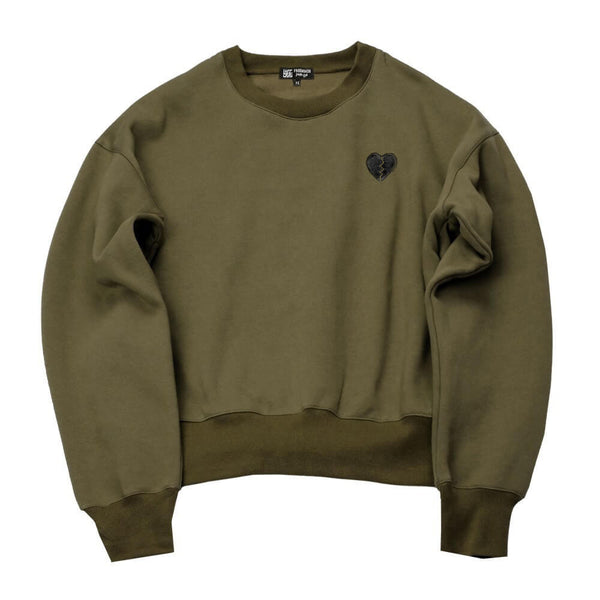 Heartbreaker Crewneck - Green