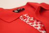 Red Shemagh Polo