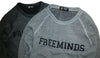Freeminds Sweater - Black