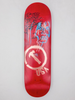 "8.675"" Hand Painted Deck #12"