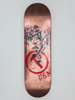 "8.675"" Hand Painted Deck #1"