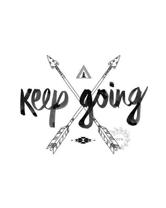Core | Keep Going - Daisy Chain Store