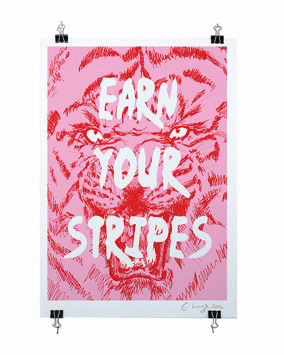 EVIE KEMP | EARN YOUR STRIPES - Daisy Chain Store