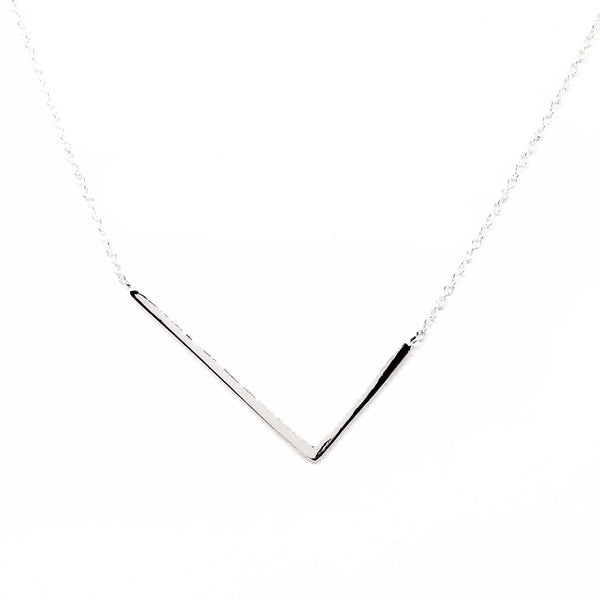 """L"" Initial Necklace"