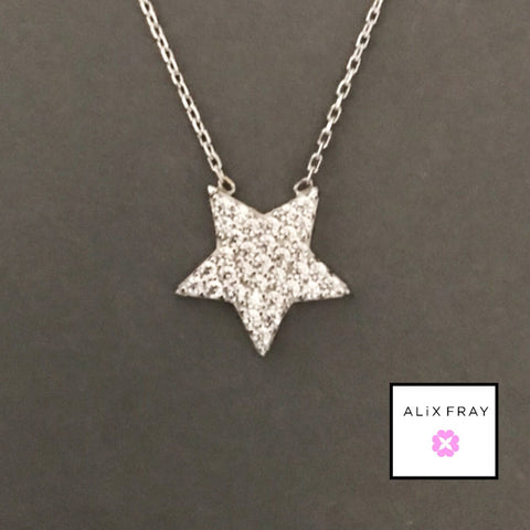 """Shining Star"" Necklace"