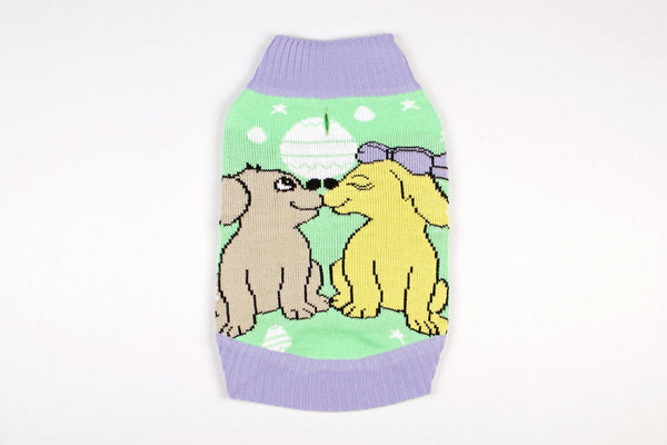 Dog Easter Sweater Puppy Love