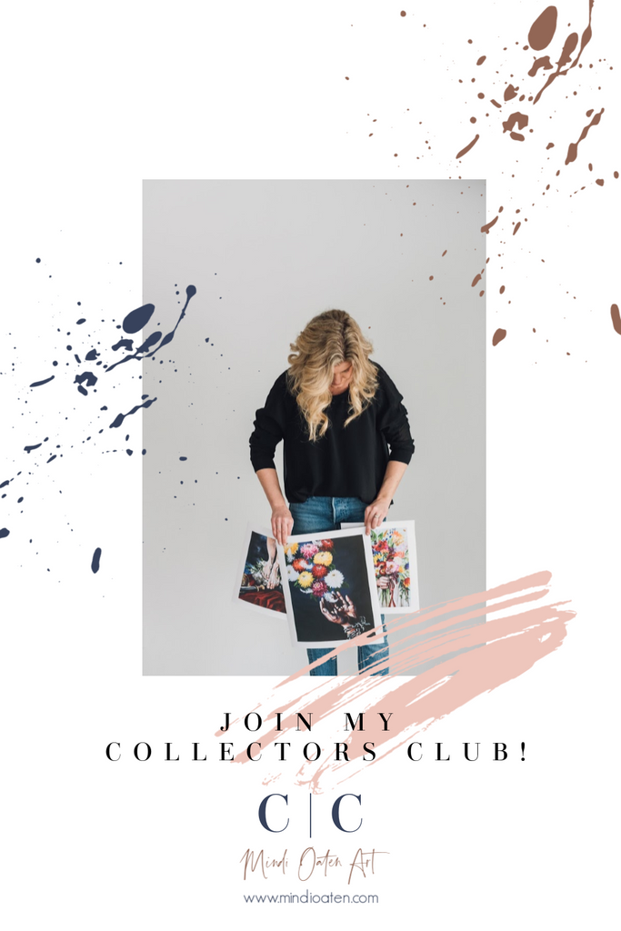 ANNOUNCING MY NEW COLLECTORS CLUB!!