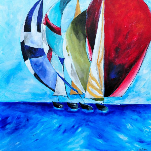 reviveFLORIDA - Paintings & Testimonies | Setting the Sails | Catch the Wind