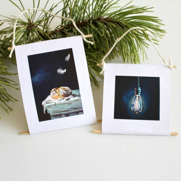 """Bread of Life & The Light"" - mini collectible 