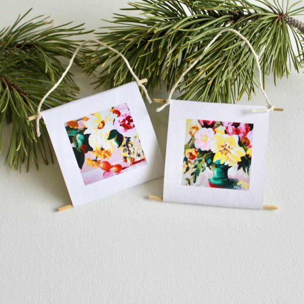 """Cheerful & Sweet"" - mini collectible 